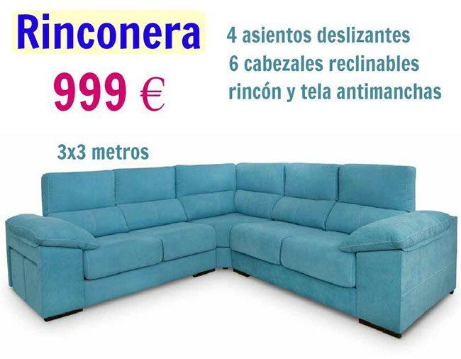 oferta 9 Sofas Alicante