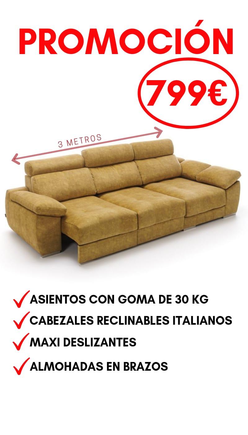 Oferta Especial Sofas Alicante