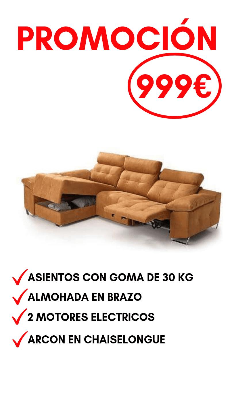 Promoción Especial Sofas Alicante
