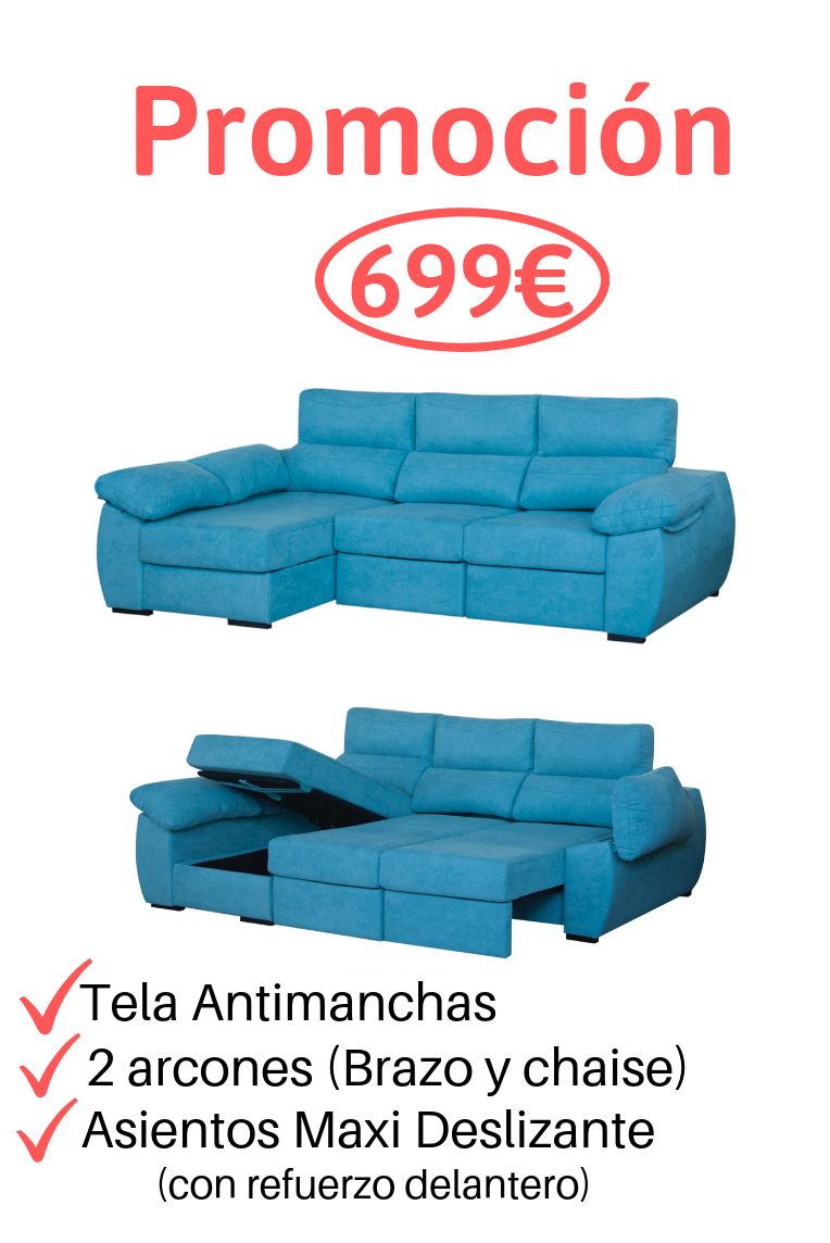 Promocion Especial Sofas Alicante