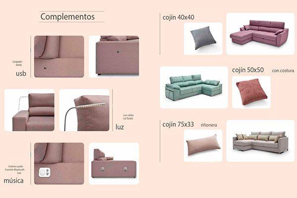 Sofa Modelo Levante Sofas Alicante